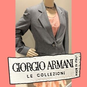 Giorgio Armani: Ladies Jacket